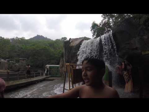 Waterfalls in Courtallam - Ryan's India Holidays