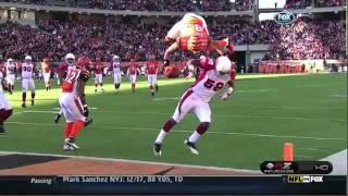 Touchdown Straordinario: salto mortale in avanti sopra la testa dell' avversario!!!! thumbnail