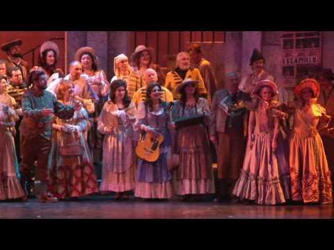 Carmen at the Granada Theatre!