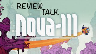 REVIEW TALK: Nova-111 (Wii U)