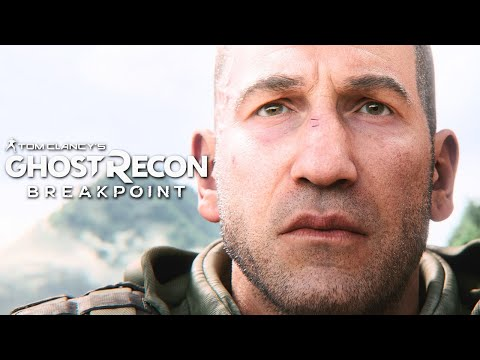 Tom Clancy's Ghost Recon Breakpoint - Official Cinematic Announcement Trailer