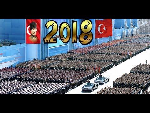 Türkiye'nin Muazzam Askeri Gücü 2018 | Dünya Titriyor!