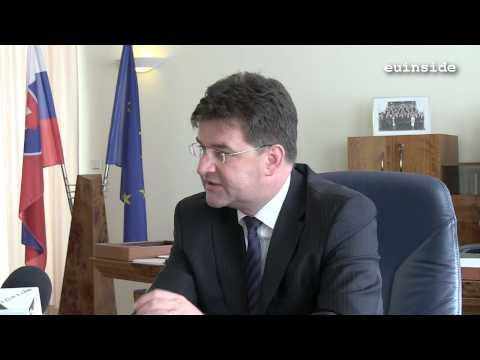 Miroslav Lajčak Interview