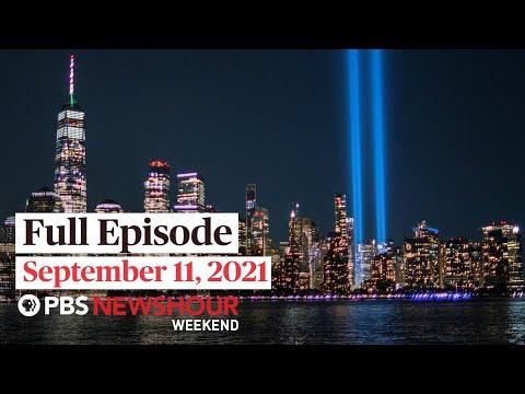 Download PBS NewsHour Weekend Full Episode September 11, 2021