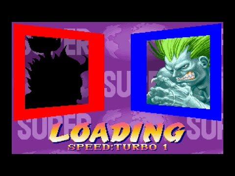 [DOS] Akuma - SUPER STREET FIGHTER II Turbo