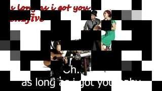 Ten2five -  As long as i got you [Lirik / Lyrics] Mp3