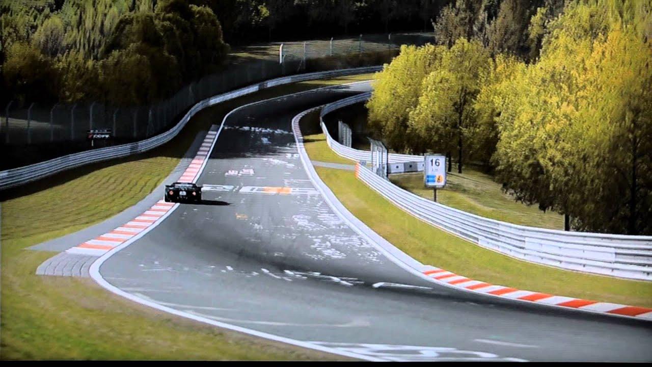 Gt Ford Gt Nurburgring Nordschleife