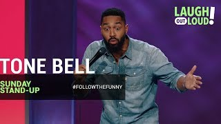 Don't Piss Your Pants! | Tone Bell Sunday Stand-Up | LOL Network