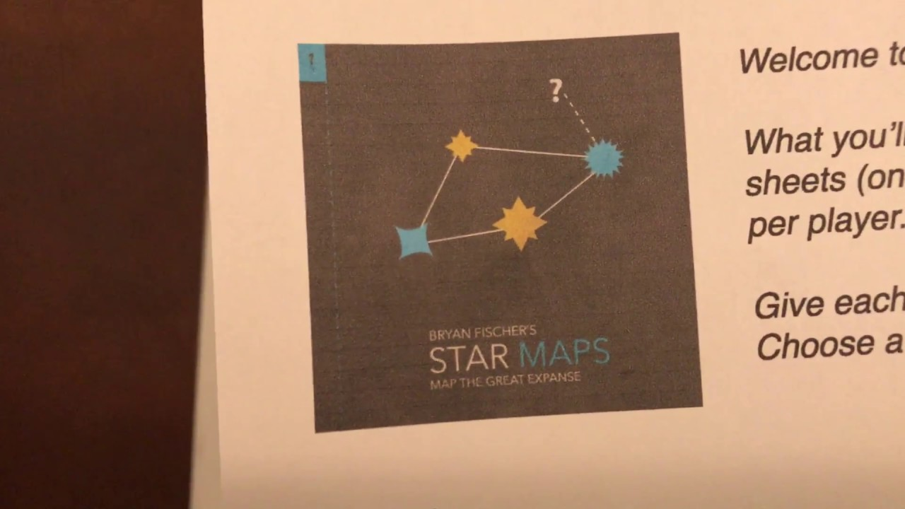 Download How To Play Star Maps (1 of 2)