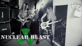 BURNING WITCHES –  Wings Of Steel  (OFFICIAL GUITAR PLAYTHROUGH)