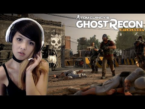 Tom Clancy's: GHOST RECON WILDLANDS | HD PS4 Gameplay | ONLINE MULTIPLAYER Impressions