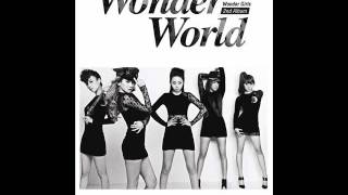 Wonder Girl- Be my baby [DL+MP3]