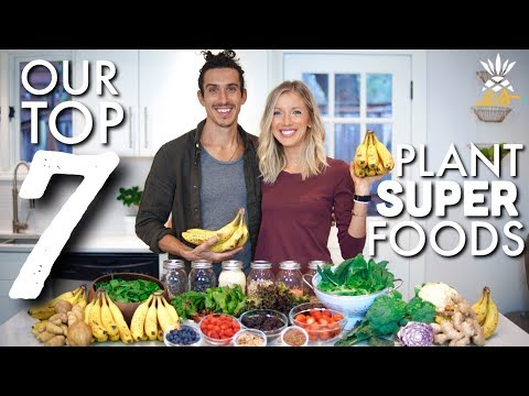 Our Top 7 Whole Foods to Incorporate Daily For Optimal Health | Vegan + Plant-based