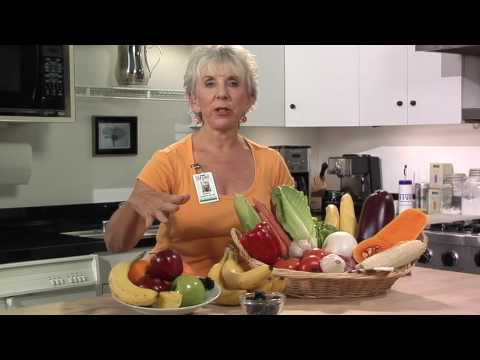 Healthy Diet - Eat a Rainbow
