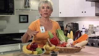 Healthy Diet - Eat a Rainbow