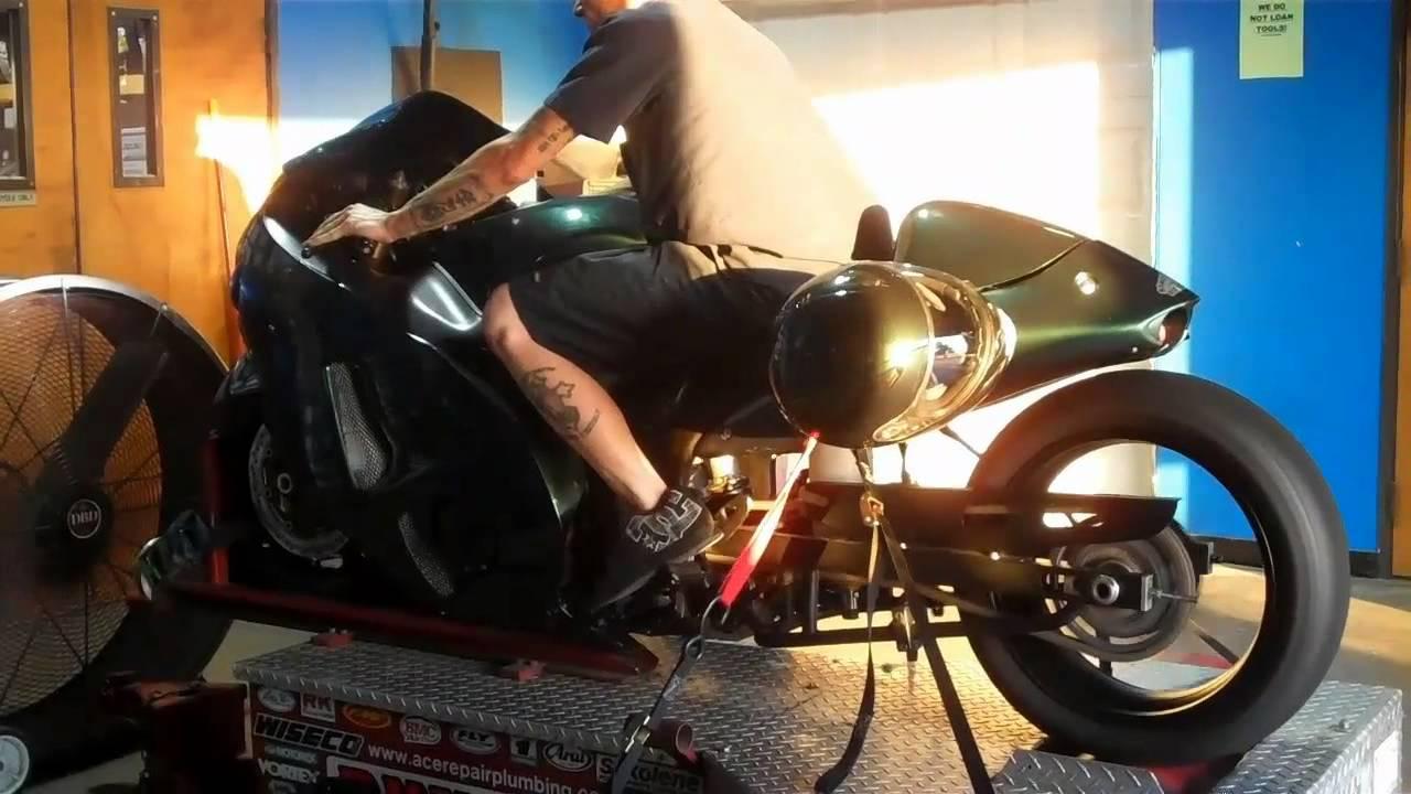 yamaha suzuki of texas bike night - dyno run - youtube