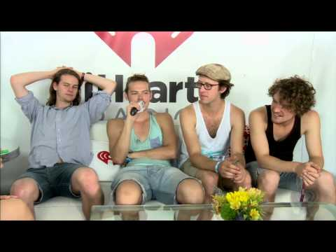 iHeartRadio @ Lollapalooza 2013: Half Moon Run