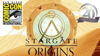 SDCC 2017 STARGATE ORIGINS FULL PANEL RECAP / EPILOGUE BY STITCH