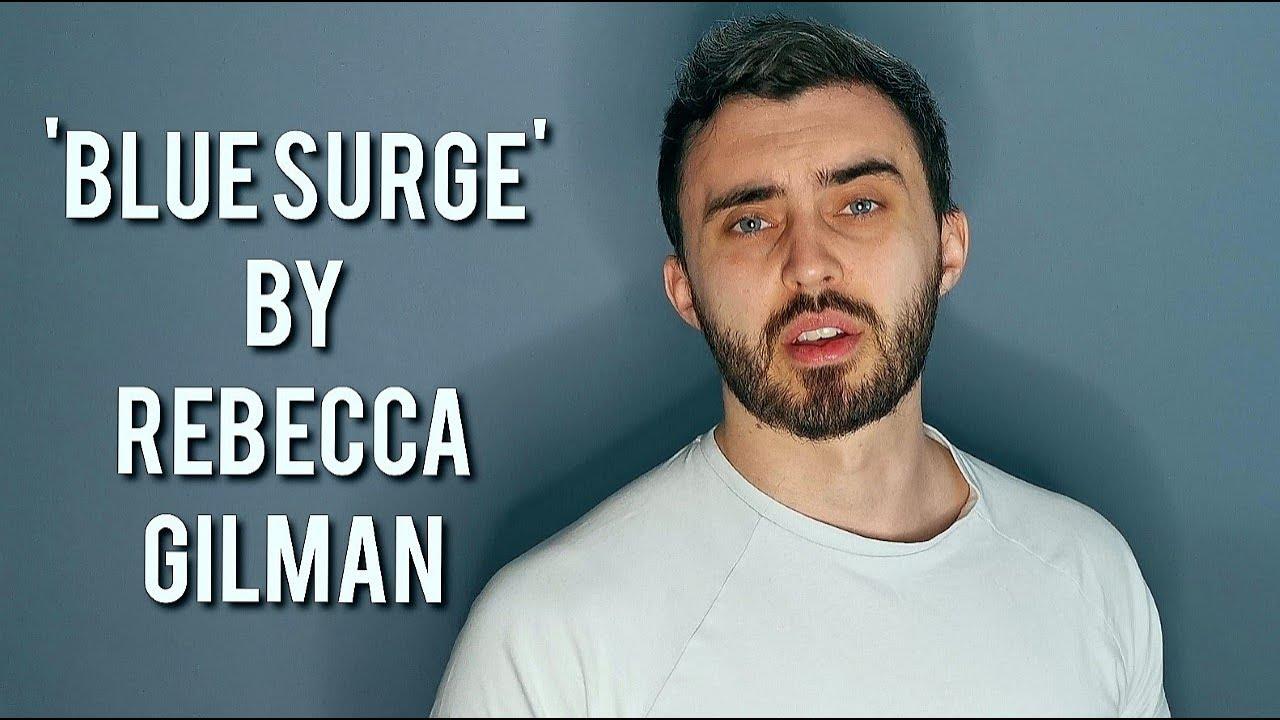 Blue Surge - Rebecca Gilman - Male Monologue