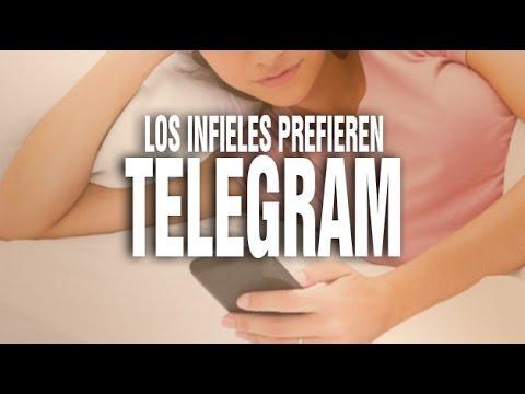 Telegram, El Chat Preferido Por Los Infieles