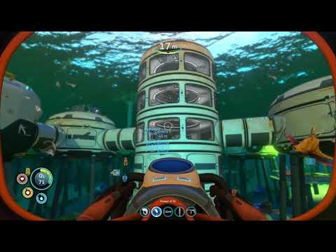 Returning to the underwater world of Subnautica! Further Exploration and Research before we leave!