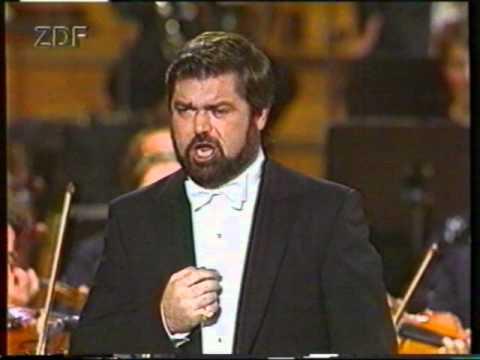 "Peter Dvorsky  ""E lucevan le stelle"" Tosca"