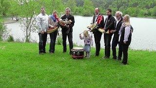 100 Jahre Edersee   Drachenbootrennen und HR4 Party