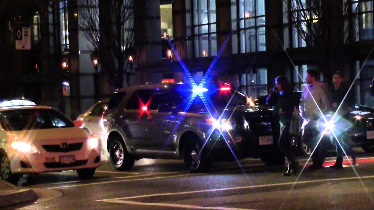 RARE* - Vancouver Police Department Unmarked Ford Explorer District ...