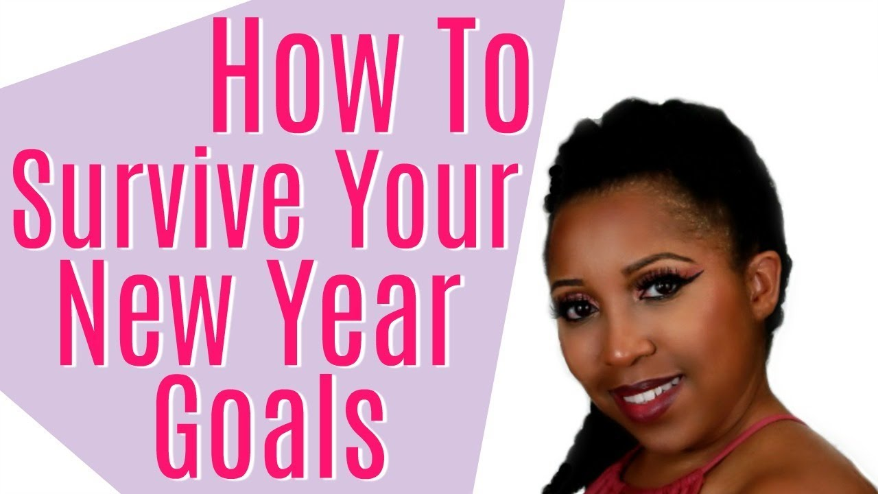 10 Ways How to Survive Your New Year Goals   Collab with X_IncredibleL