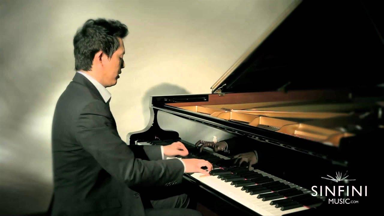 Yundi Li - Schumann Fantasie Op.17 (1st movement)