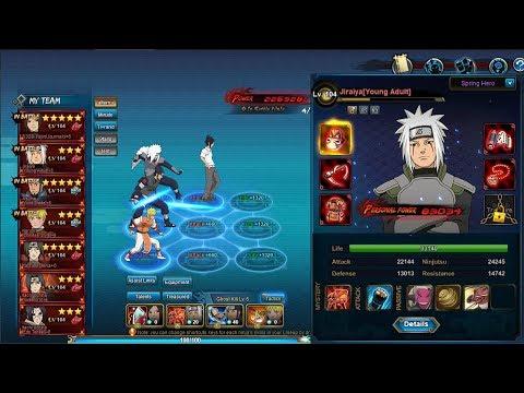 Naruto Online: Another 0 Coupon Blitz ??? - Jiraiya Youth With Full Chakra !!!