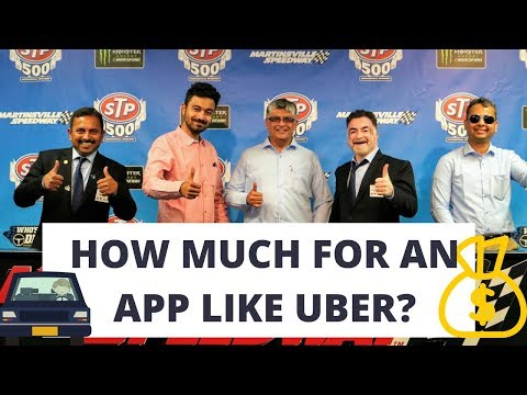 How to build an app like uber futureworktechnologies