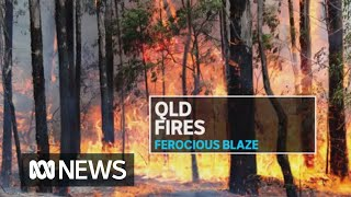 Fires ravage Queensland, waterbomber chopper crashes | ABC News