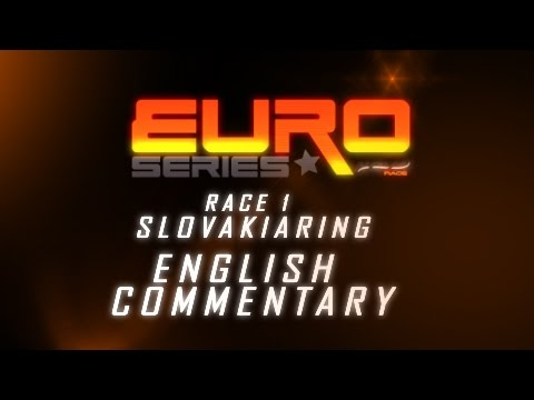 EURO SERIES 2015 - ROUND 2 SLOVAKIARING - RACE 1 (English)