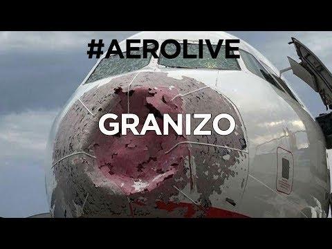 GRANIZOS, TELEGRAM E PILOTO SUSPENSO #AeroLive