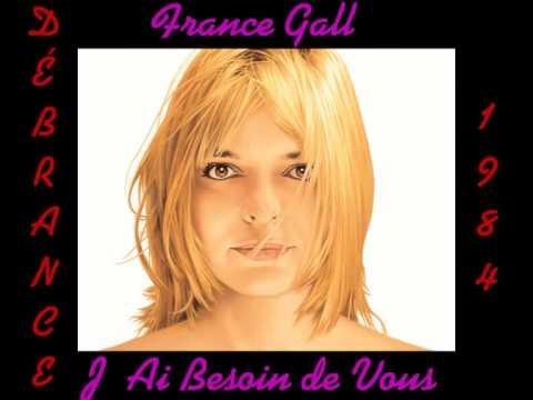 Клип France Gall - J'ai besoin de vous