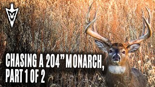 "Midwest Whitetail | Chasing A 204"" Iowa Monarch, Part 1 of 2"