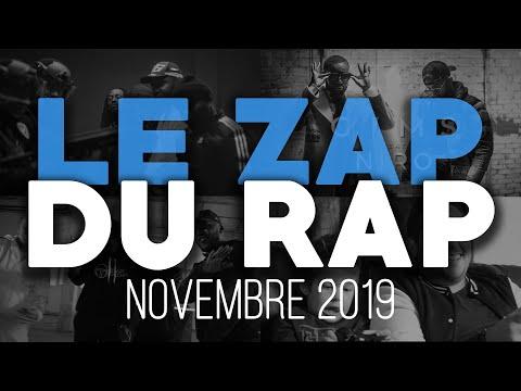 Les CLIPS de NOVEMBRE 2019 du RAP FRANÇAIS 📺 Le ZAP du RAP #01