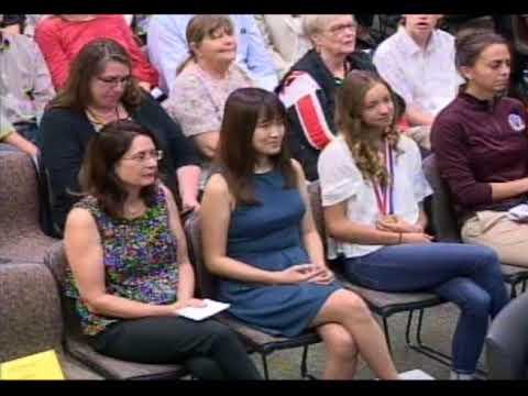 School Board Meeting - June 12, 2018 (Part 1)
