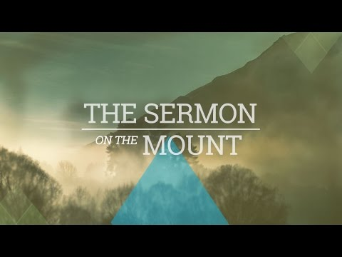 The Sermon on The Mount - Satisfaction Guaranteed