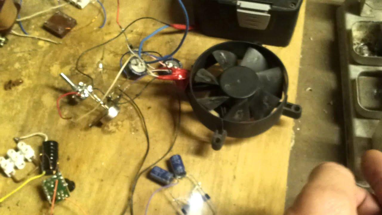 Bedini Energy Applying The Bedini Circuit