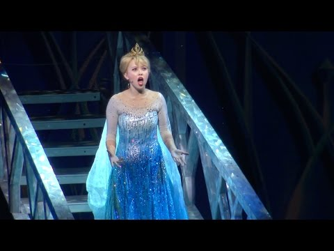 FROZEN Live at the Hyperion 4K ULTRA HD Disney California Adventure, Disneyland
