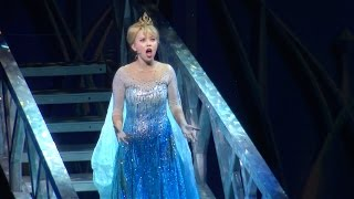 FROZEN Live at the Hyperion 2017 4K ULTRA HD Disney California Adventure Disneyland