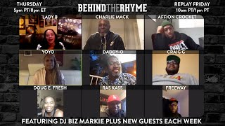 Behind The Rhyme Pilot Episode