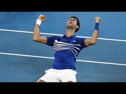 Stan Wawrinka sorprende a Novak Djokovic en el Abierto de ...