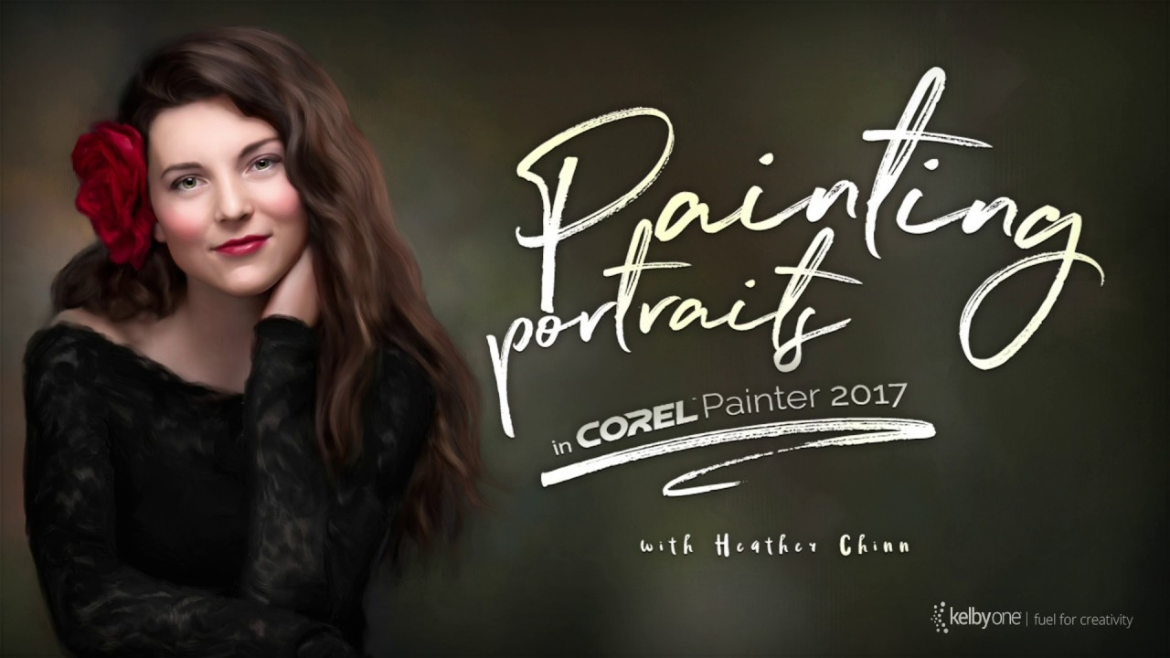 How to use corel painter essentials 6 easy tutorial for.