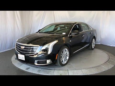 2018 Cadillac Xts Costa Mesa Huntington Beach Irvine San Clemente Anaheim Ca Pj13453