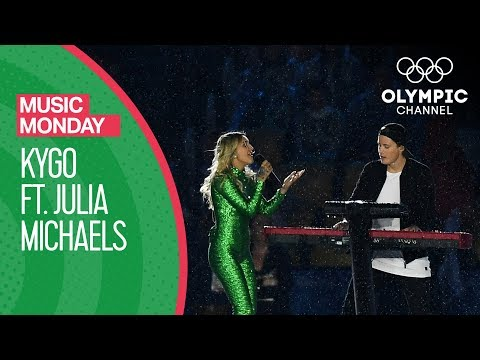 Carry Me | Kygo feat. Julia Michaels @ Rio 2016 Closing Ceremony | Music Monday
