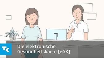 Die elektronische Gesundheitskarte (eGK)