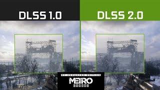 Metro Exodus PC Enhanced Edition con NVIDIA DLSS 2.0